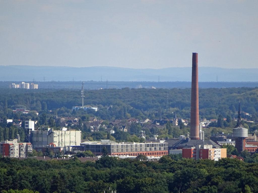 Ausblick vom Lohrberg