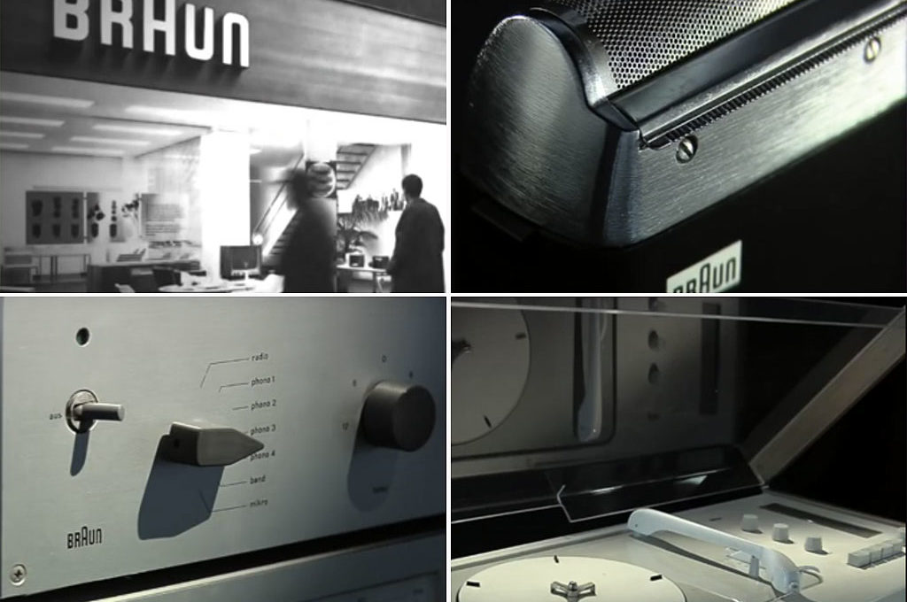 Die BRAUN Design Story (Video)