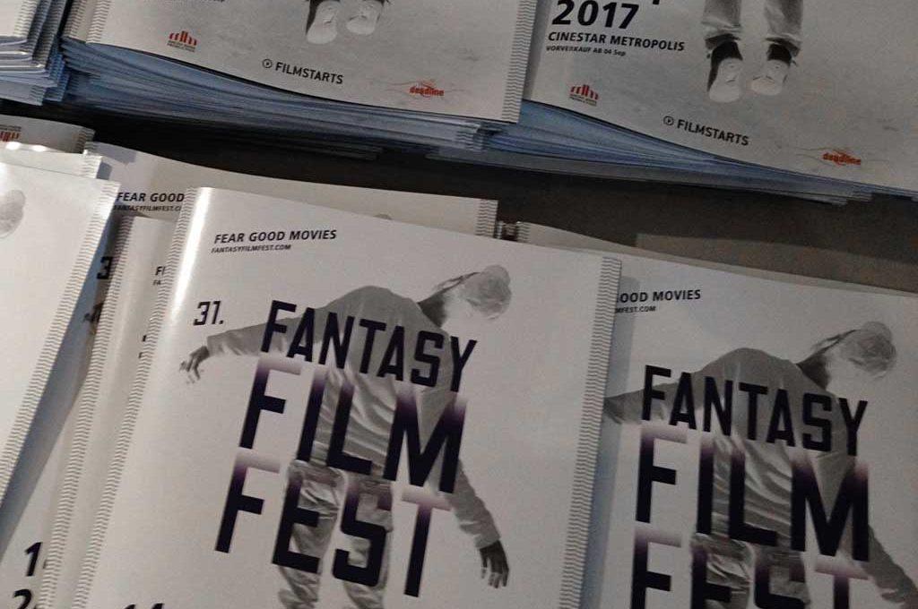 Fantasy Filmfest 2017 in Frankfurt