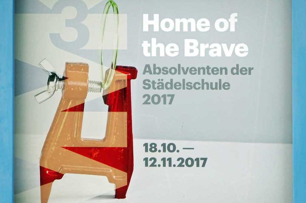 Home of the Brave - Absolventer der Städelschule 2017