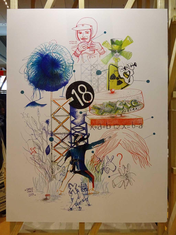 L'esprit de la lettre⎟ABC der Illustratoren