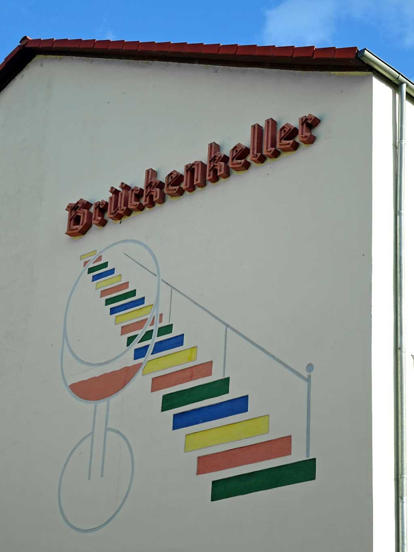 Brückenkeller in Frankfurt am Main.