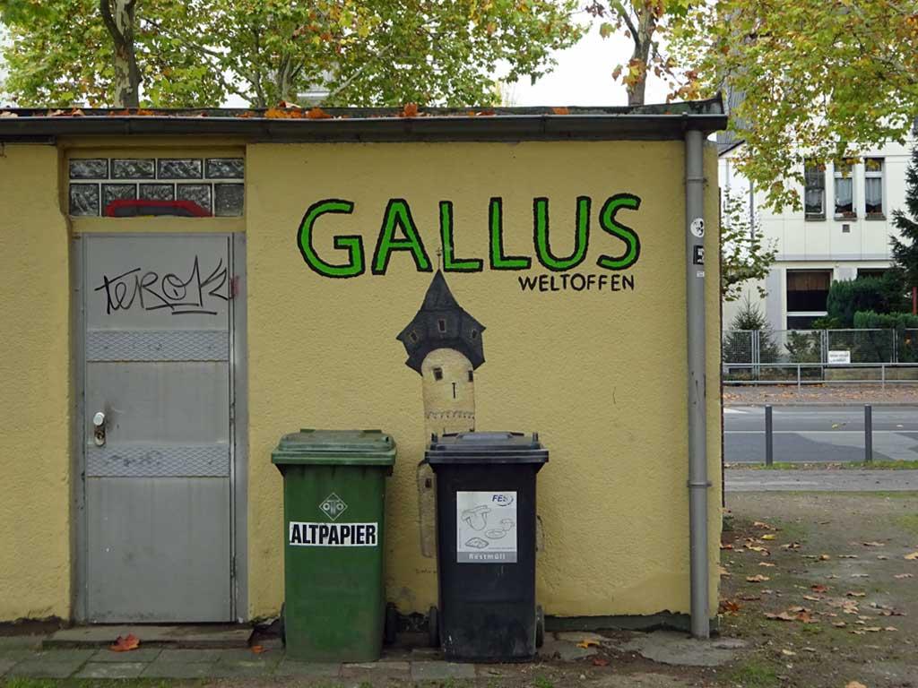 Gallus weltoffen