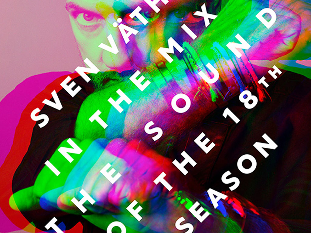 Sven Väth - The Sound of the 18th Season