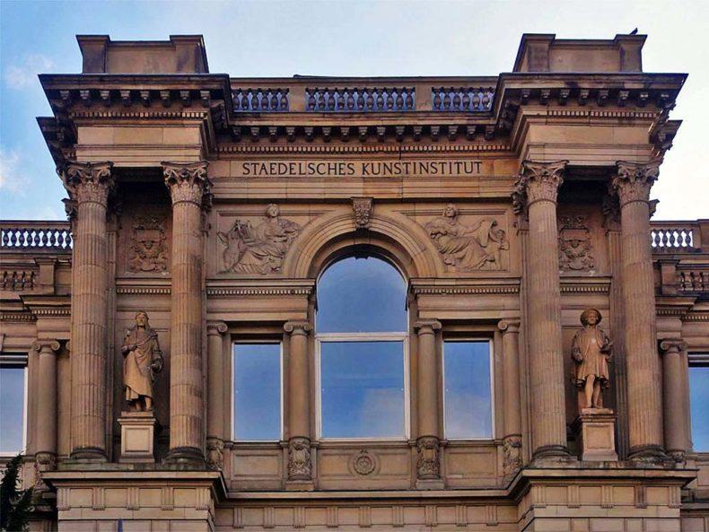 Städel-Museum in Frankfurt am Main