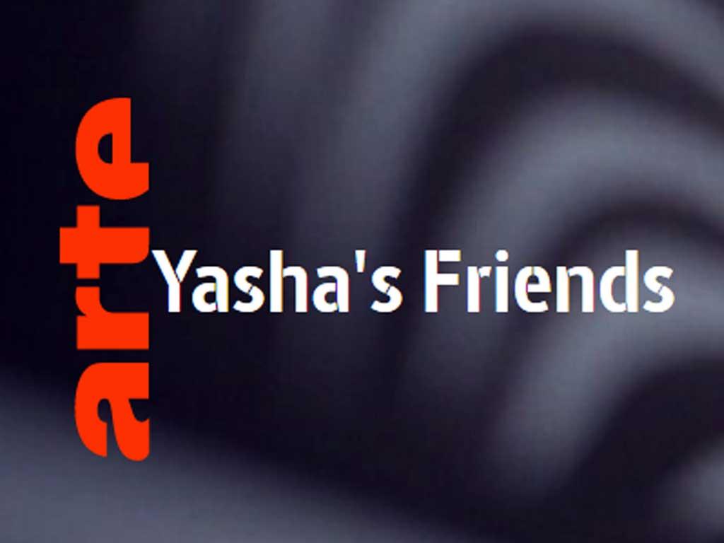 arte creative - yasha's friends