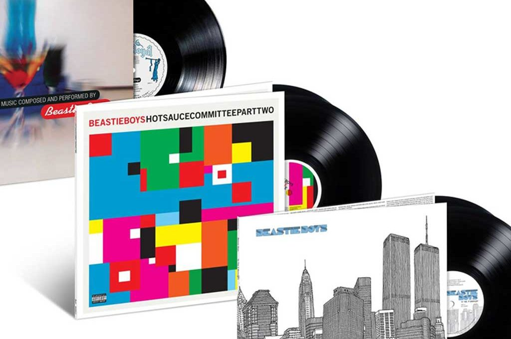 Beastie Boys Vinyl reissues