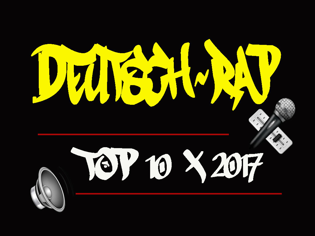 Best of Deutschrap 2017