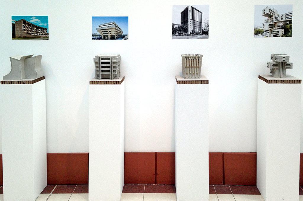 """DAM-Ausstellung """"SOS Brutalismus"""""""
