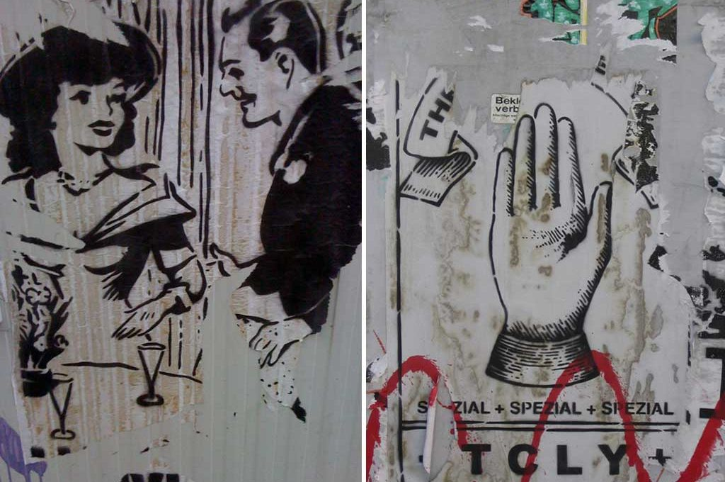 Streetart in Frankfurt: The City Loves You | STADTKIND