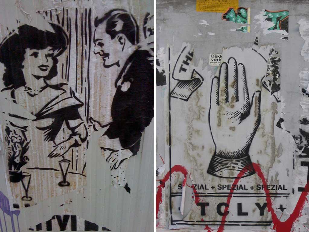 Street Art in Frankfurt am Main von The City Loves You