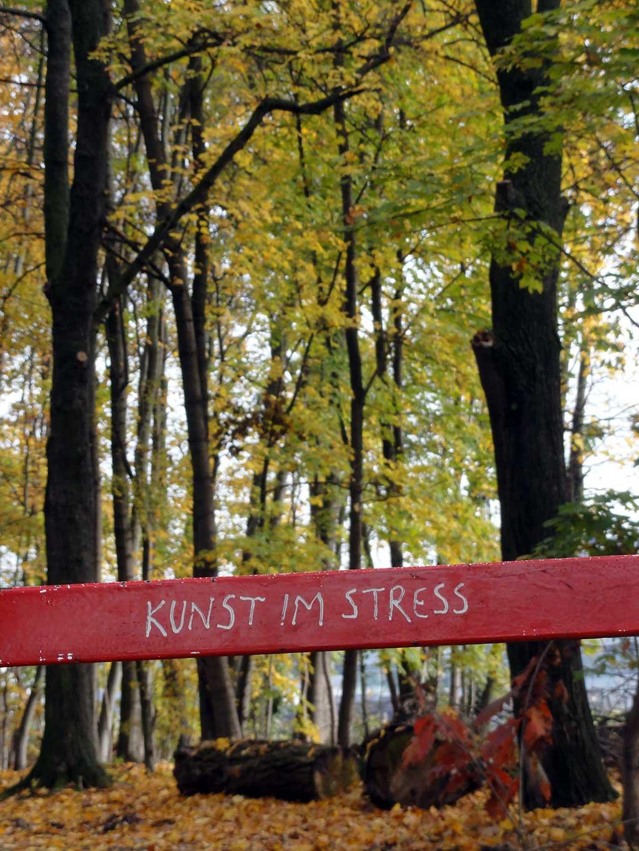 Kunst im Stress