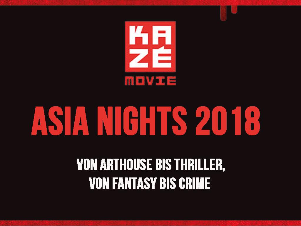 Asia Nights 2018