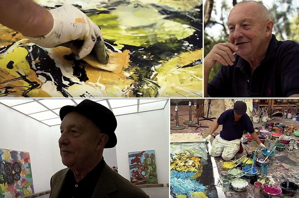 Baselitz - Ein deutscher Maler