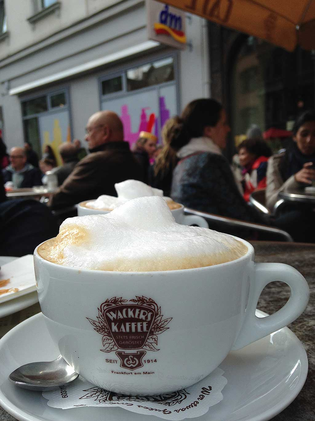 Wacker'S Kaffee in Frankfurt am Main