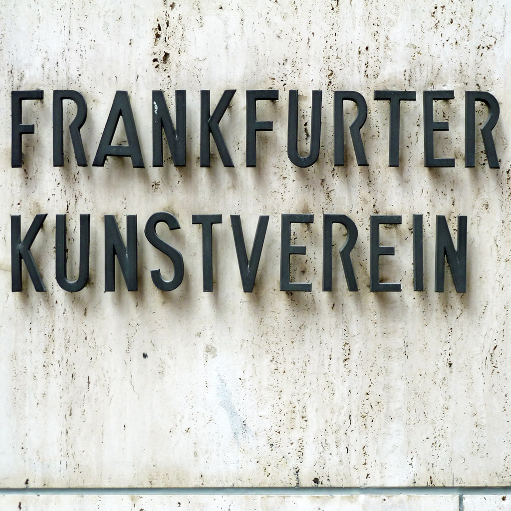 Frankfurter Kunstverein in Frankfurt am Main