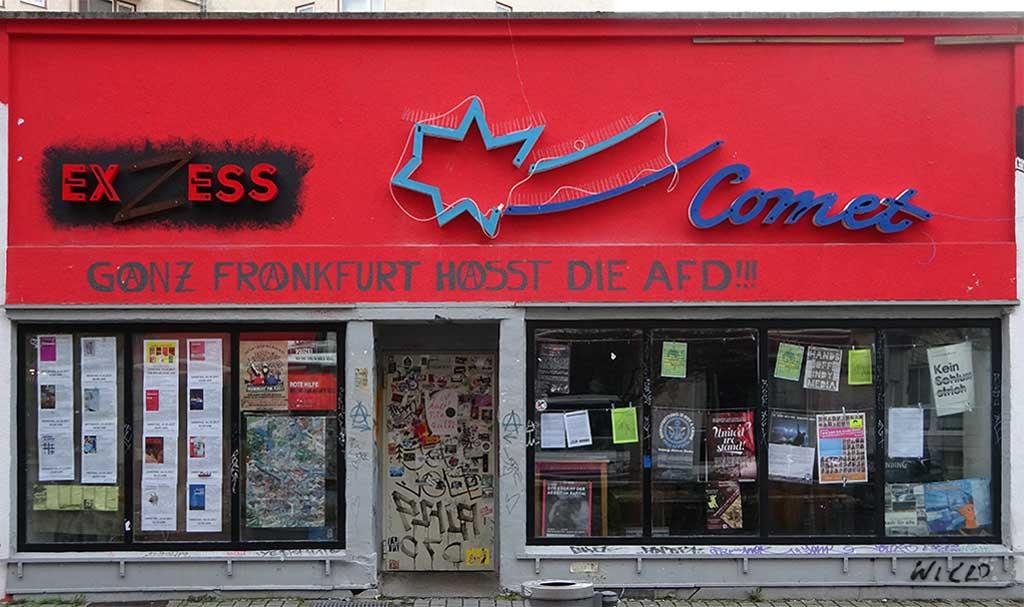 Ganz Frankfurt hasst die AfD