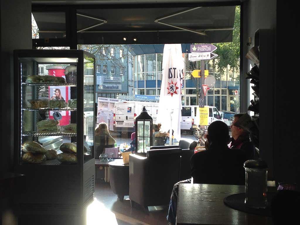 Caffé Leidenschaft in Frankfurt am Main