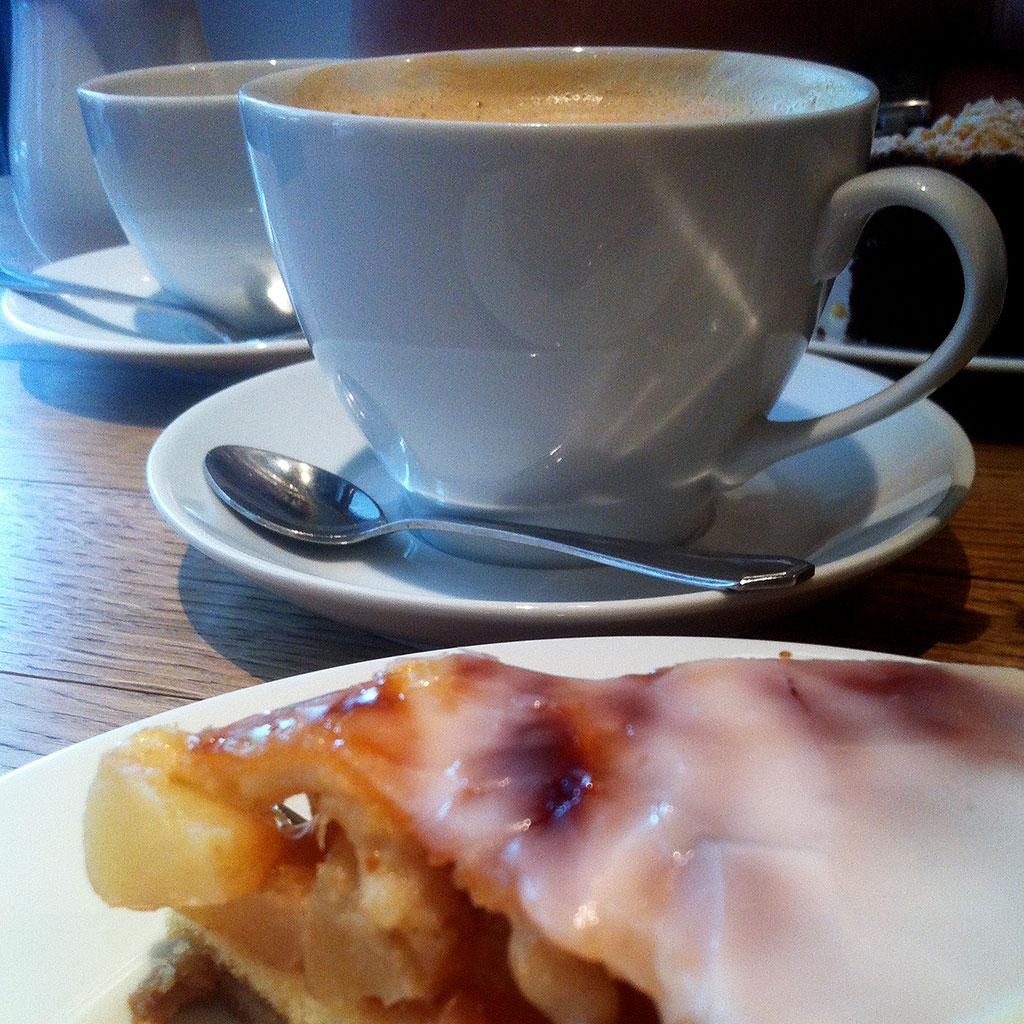 Kaffee gut alles gut stadtkind for Kuchen frankfurt