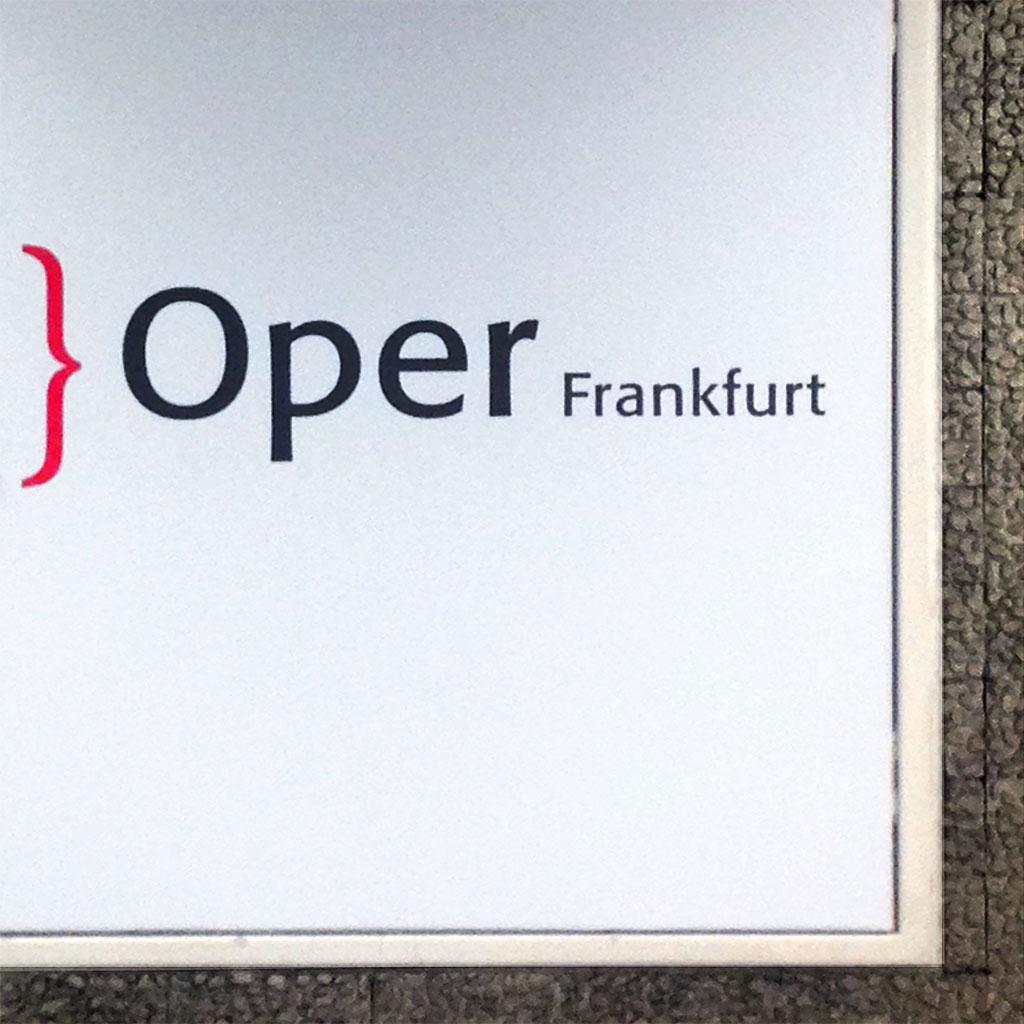 Oper in Frankfurt am Main