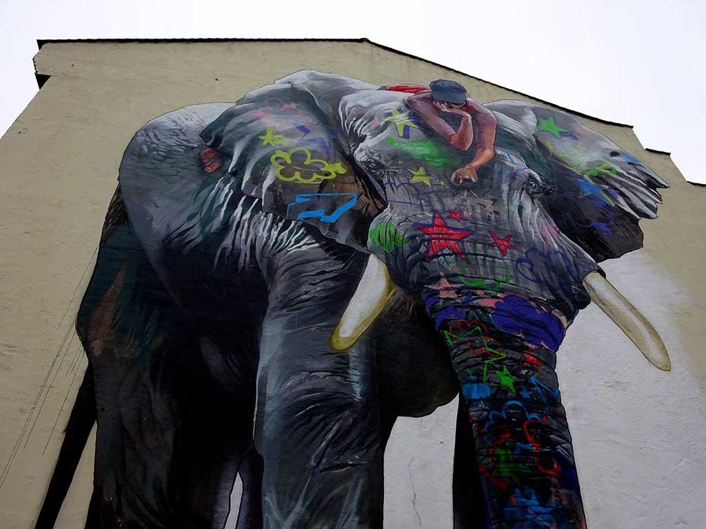 Case-Mural in Bad Vilbel