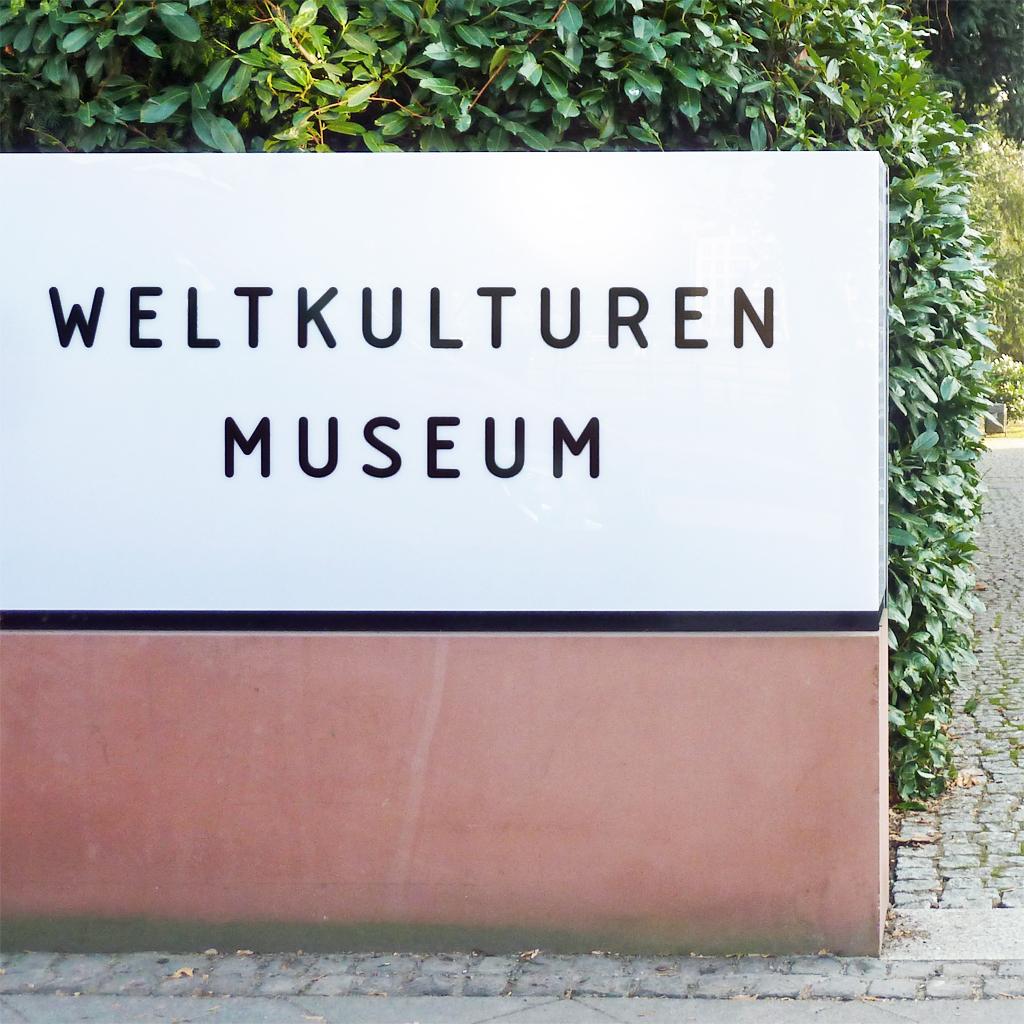Weltkulturen Museum in Frankfurt am Main