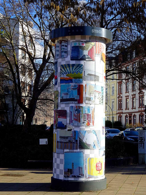 Frankfurter KunstSäule