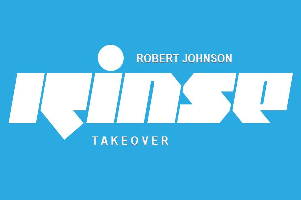 Robert Johnson Takeover bei Rinse FM