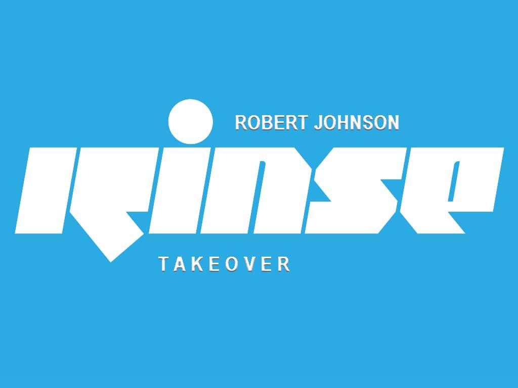 Robert Johnson Takeover bei Rinse FM