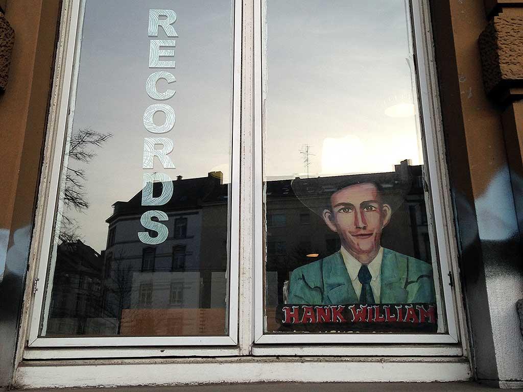 Plattenladen in Frankfurt: Memphis Records