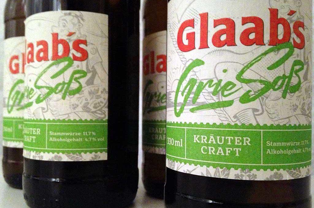 Grie Soß Bier - Grüne Soße Bier