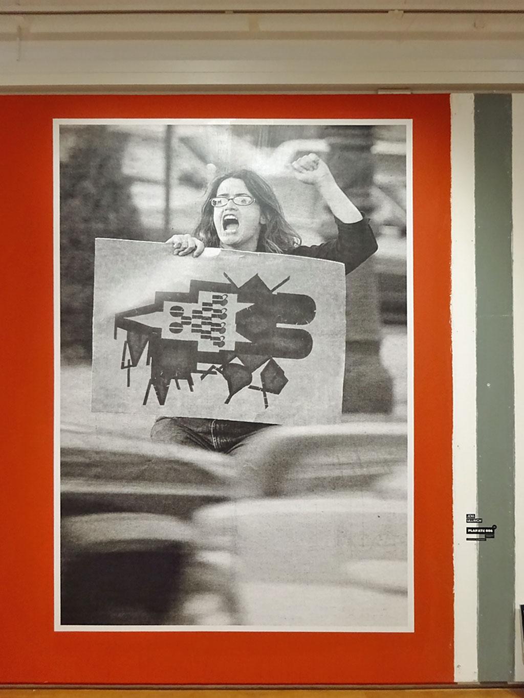 Schirn: Jens Ullrich - Plakate 006