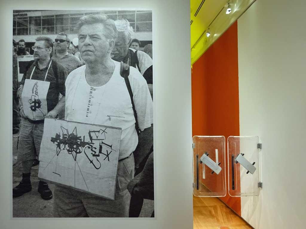 Schirn: Jens Ullrich - Plakate 020