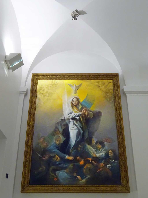 Kunsttreppe im Hospital zum Heiligen Geist