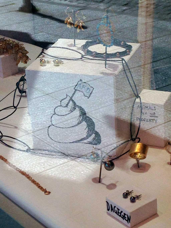 Galerie Gesamtmetall gegen Gleichgültigkeit