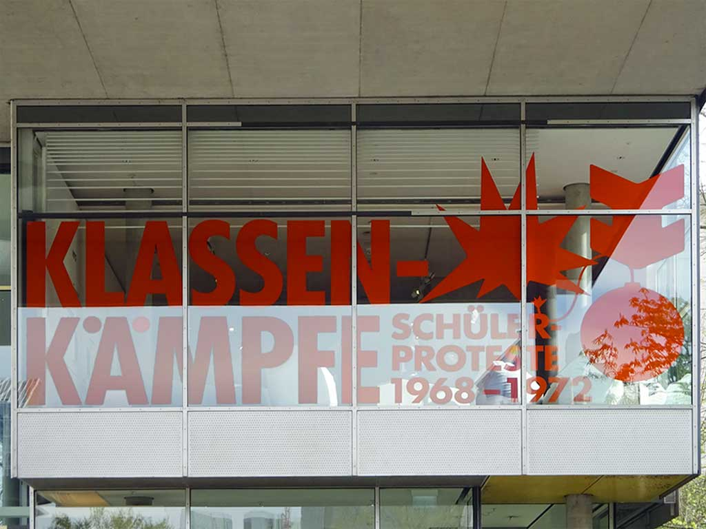 Klassen-Kämpfe - Schülerproteste 1968-1972