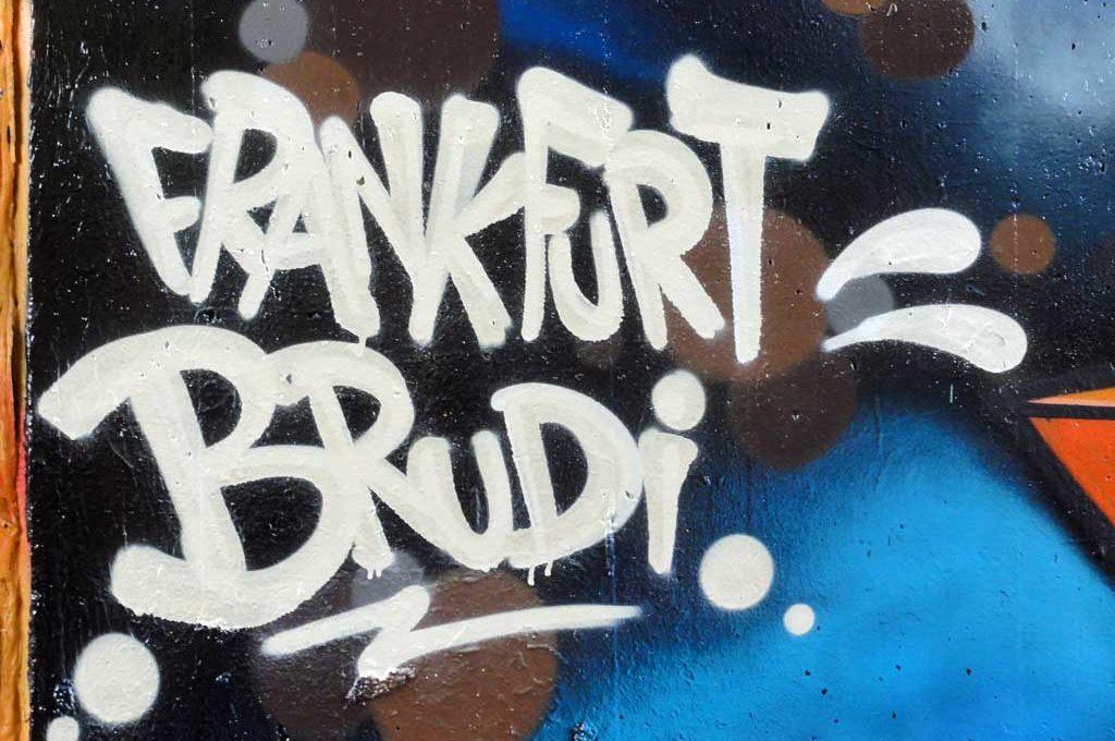 Frankfurt Brudi