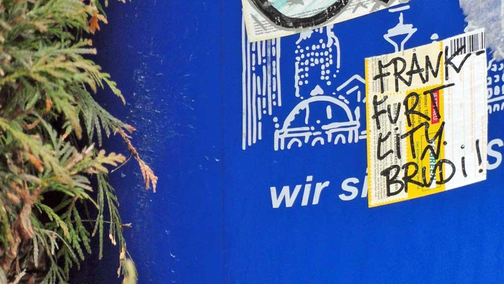 Frankfurt City Brudi