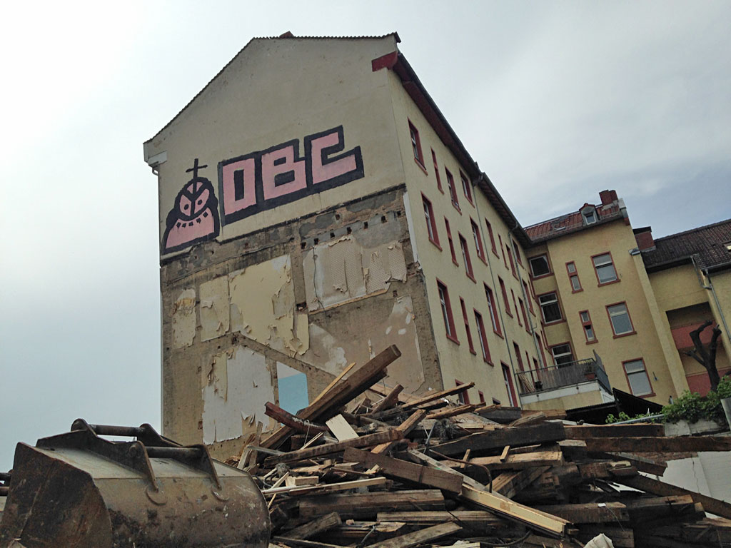 OBS-Rooftop in Frankfurt-Bornheim