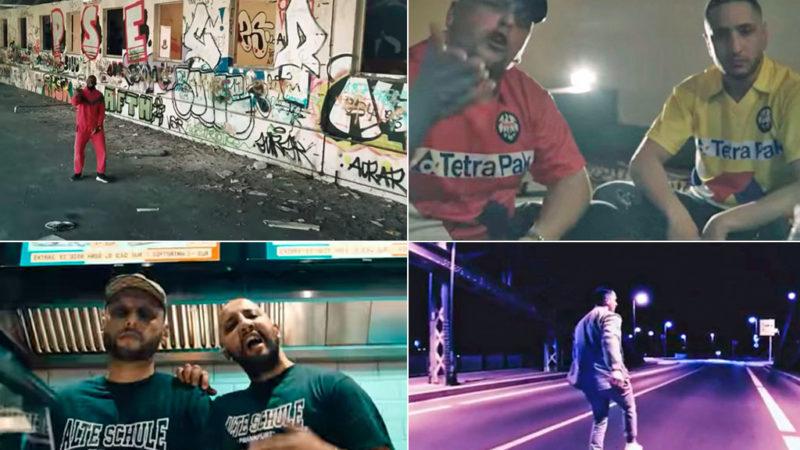 Rap-Musik aus Frankfurt am Main