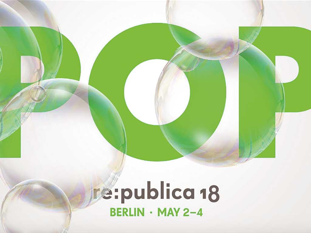 re:publica 2018 - POP