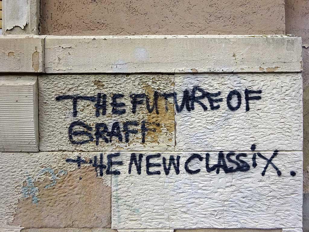 The Future of Graff - The New Classix