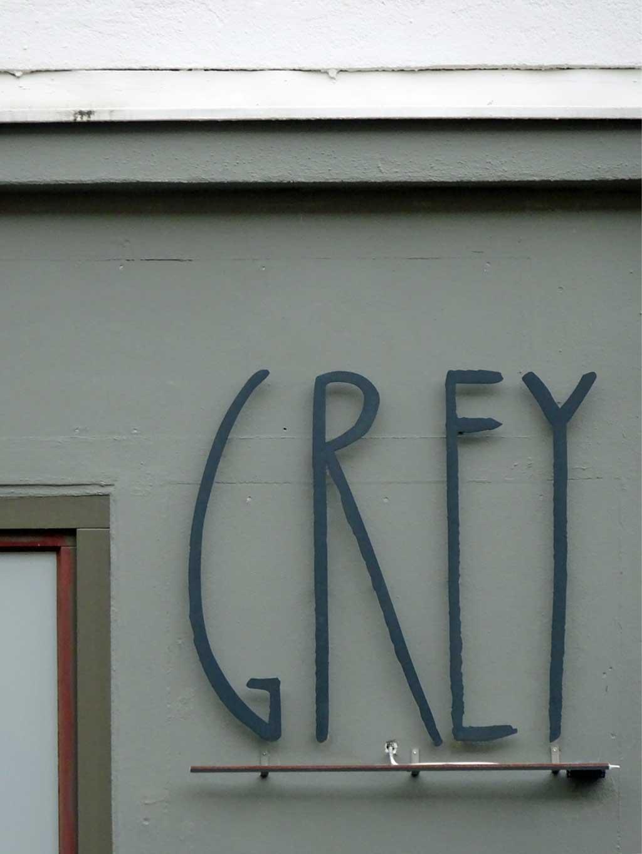 GREY in Frankfurt