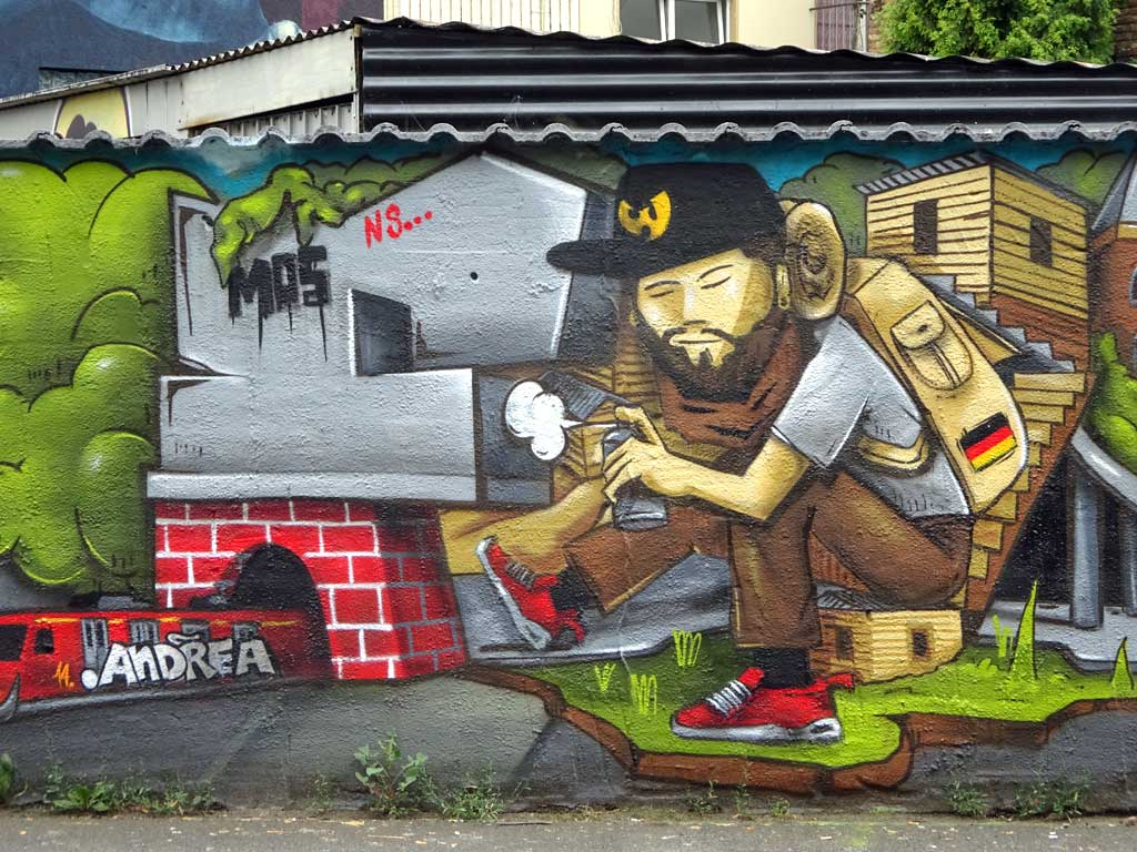 Meeting Of Styles 2018 in Wiesbaden - Bufon
