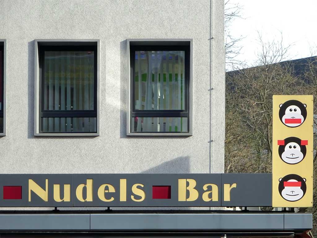 NUDELS BAR in Frankfurt