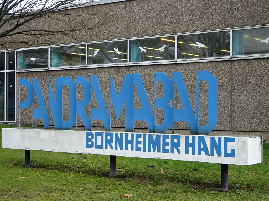 PANORAMABAD in Frankfurt