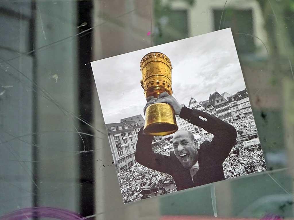Eintracht Frankfurt Fan-Art - Pokalsieger 2018