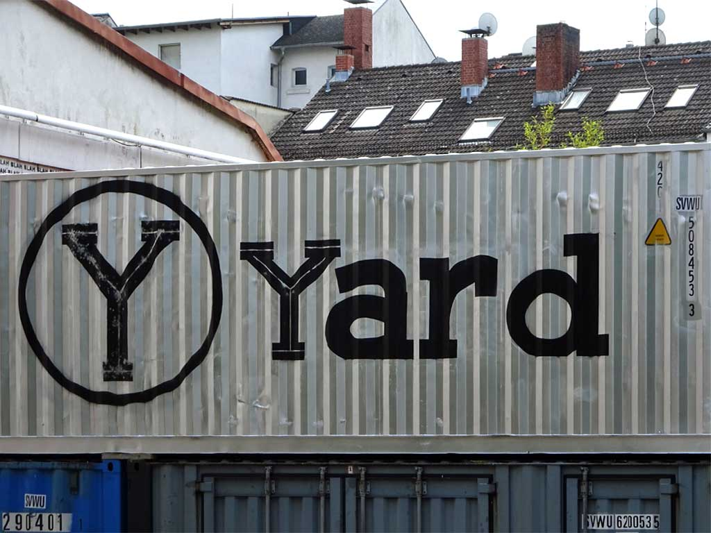 YARD in Frankfurt