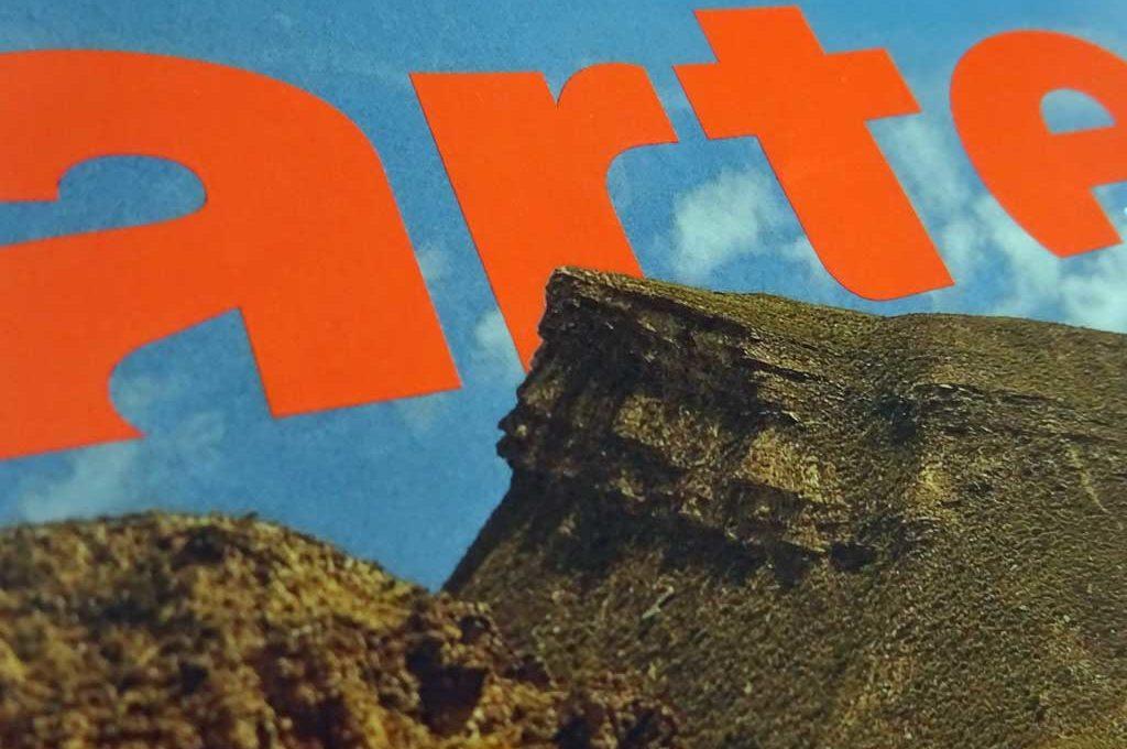 Arte Magazin Programm August 2018