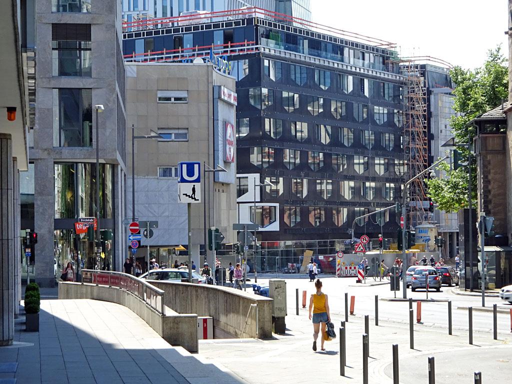 Flare of Frankfurt